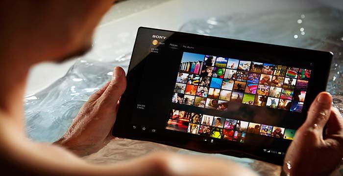 Планшеты генерируют лишь 5% от всех продаж Sony Mobile