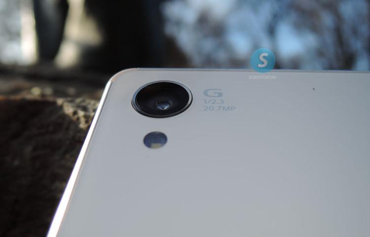 Камера Xperia не получила ручных настроек в обновлении Android 5.1 Lollipop