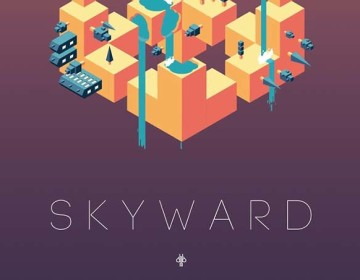 Skyward – новая увлекательная игра по мотивам Monument Valley
