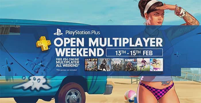 Халява для PlayStation 4: всем бесплатный мультиплеер в эти выходные