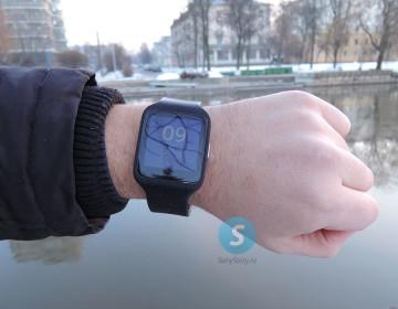 Обновление прошивки Sony SmartWatch 3 SWR50 до Android wear 2.0