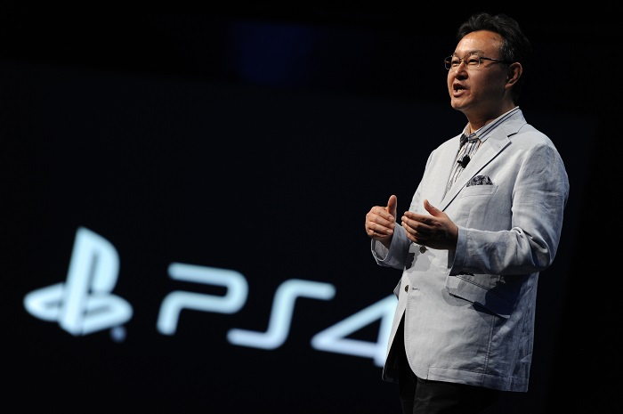 Shuhei Yoshida - президент CEO Sony Computer