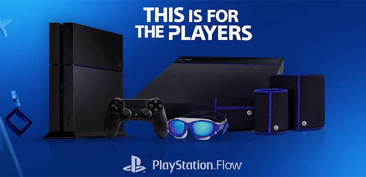 Анонс PlayStation Flow - Революционное носимое устройство для PlayStation 4
