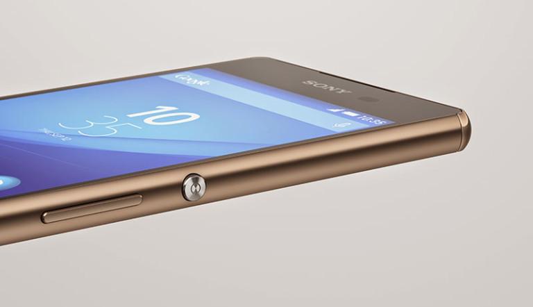 FHD экран Sony Xperia Z3+
