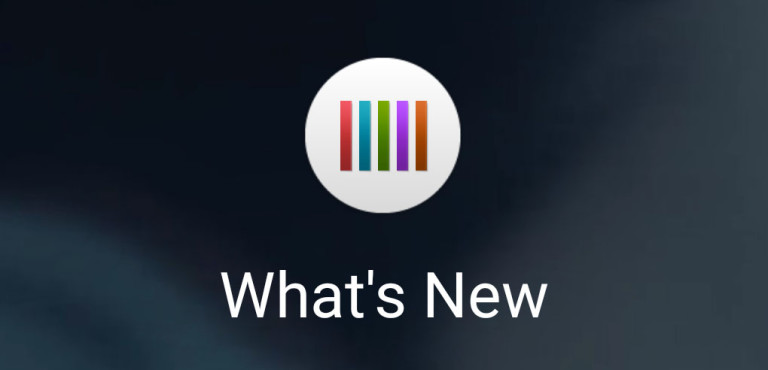 Приложение What's New получило обновление (3.0.A.0.2)