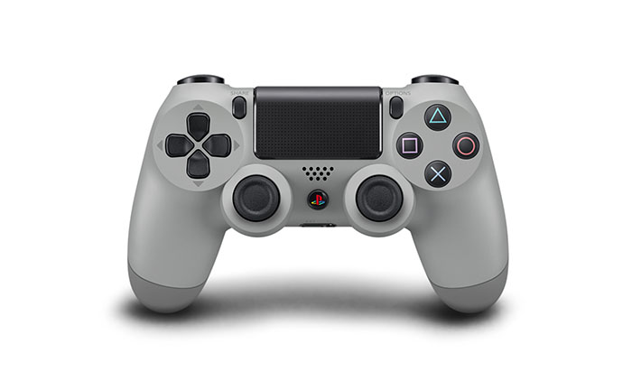 DualShock 4 20 Anniversary Edition появится в продаже