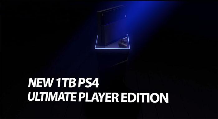 PS4 Ultimate Player 1TB Edition промо ролик