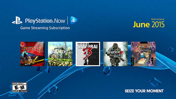 Новые игры для PlayStation Now в июне 2015
