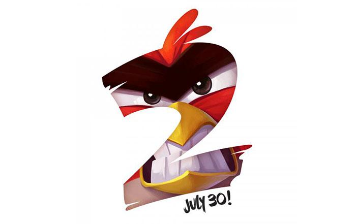 Angry Birds 2 - запуск уже 30 июля