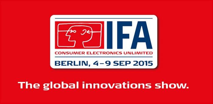 Sony на IFA 2015