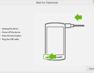 Обновление Flastool добавляет поддержку Xperia XZ Premium и XZ1