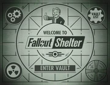 Скачать Fallout Shelter в Google Play