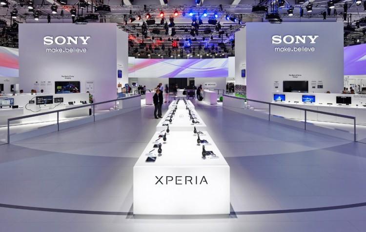 пресс-конференция Sony на IFA 2015