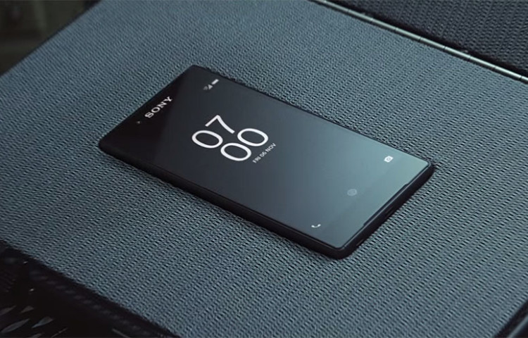 новая реклама Sony Made for Bond и Xperia Z5