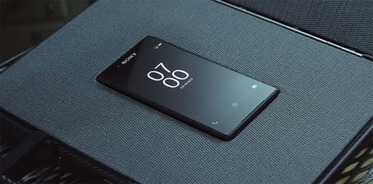 новая реклама Sony Made for Bond и Xperia Z5