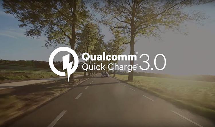 Новая технология быстрой зарядки Qualcomm Quick Charge 3.0