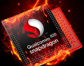 Qualcomm Snapdragon 820 на Xperia