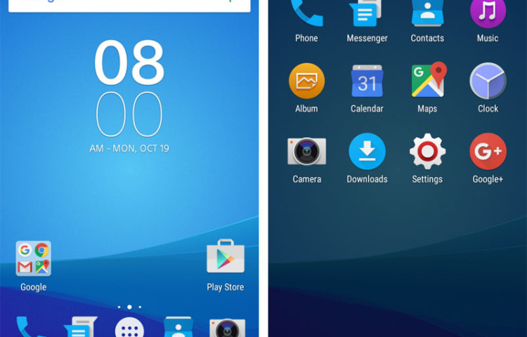 Sony Concept for Android переходит на Android 6.0 Marshmallow