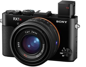новая камера Sony RX1R II