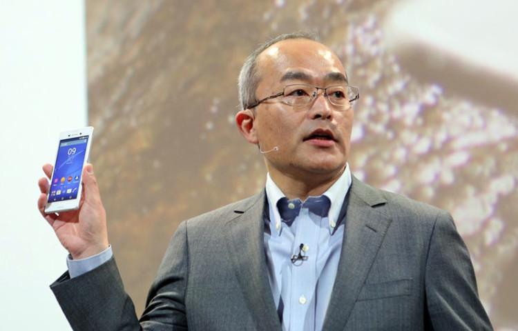 Sony Mobile CEO Hiroki Totoki