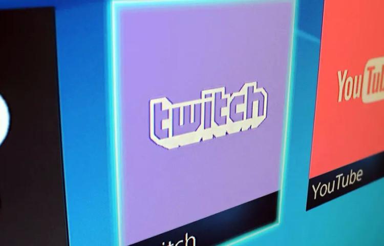 приложение Twitch для PS4