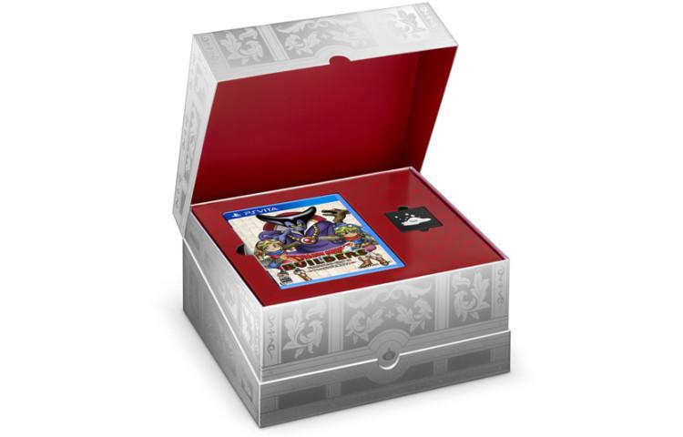 эксклюзивная версия PS Vita Dragon Quest