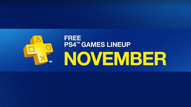 Playstation Plus - бесплатные игры ноября 2016