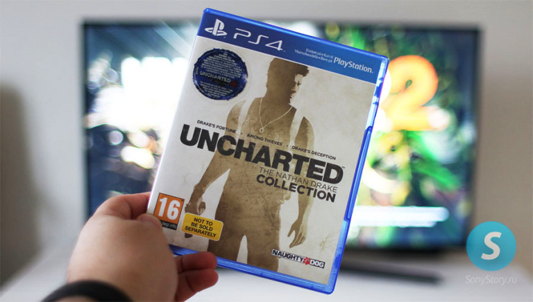 Обзор Uncharted Nathan Drake Collection
