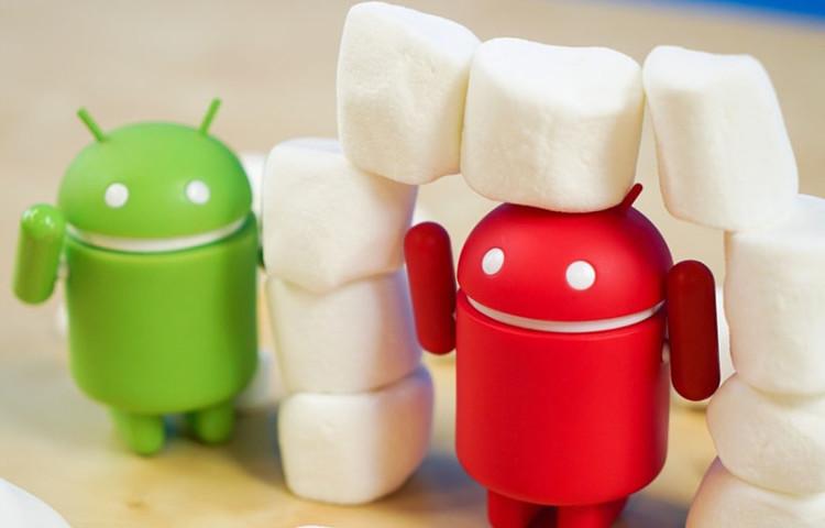 обновление Android Marshmallow для Sony Xperia Z5