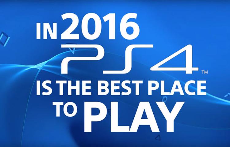 PS4 эксклюзивы в 2016 году