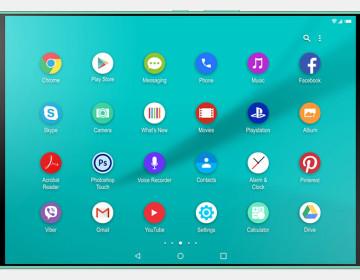 Xperia C5 Tablet интересный концепт