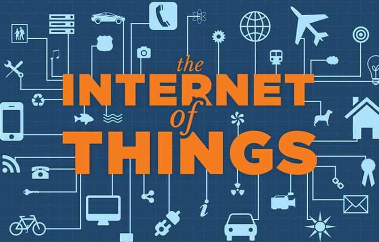 Интернет вещей Sony