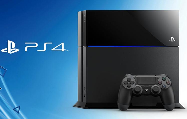 обновление прошивки PS4