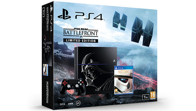 бандл PS4 Star Wars