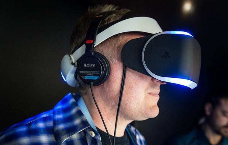 ПРодажи PlayStation VR