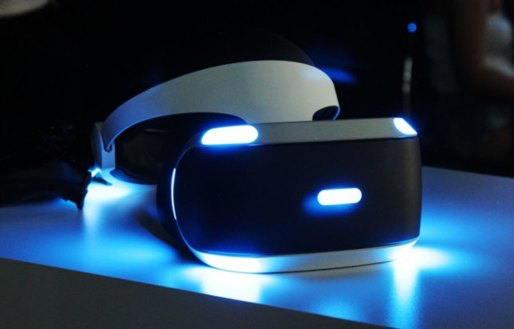 PlayStation VR цена