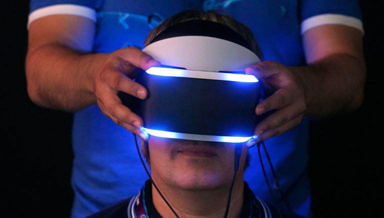 инновационный контролер для PlayStation VR