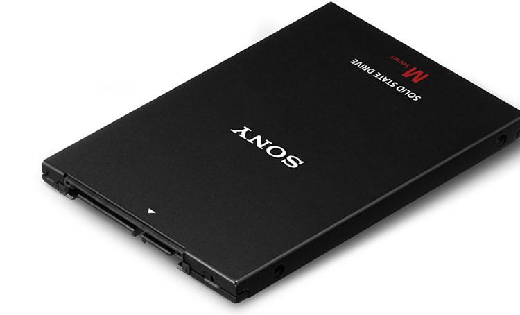 Sony выпустили SDD диск