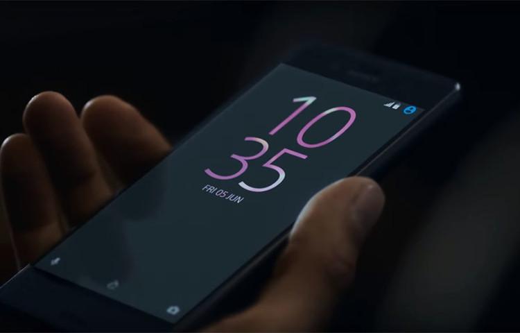 новый смартфон Sony Xperia на MediaTek Helio P20
