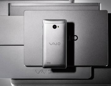 Vaio выпустили смартфон