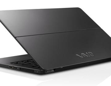 Новые ноутбуки Vaio