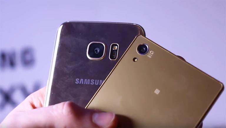 Сравнение Xperia-Z5-Premium-vs-Galaxy-S7-Edge