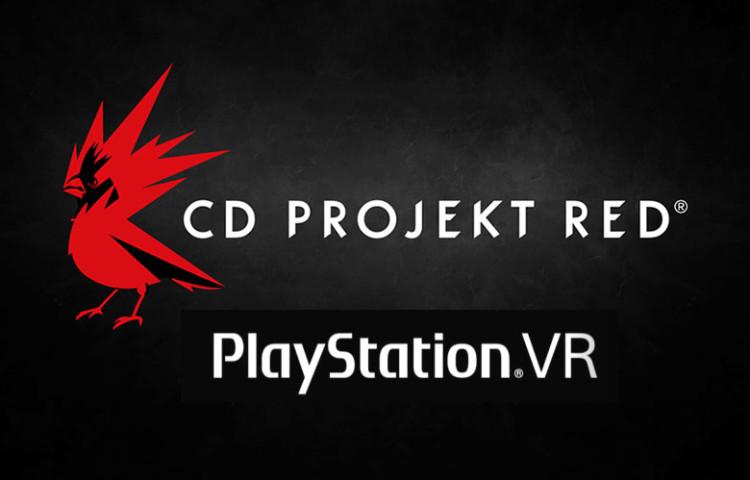 CD projekt думает о PlayStation VR играх