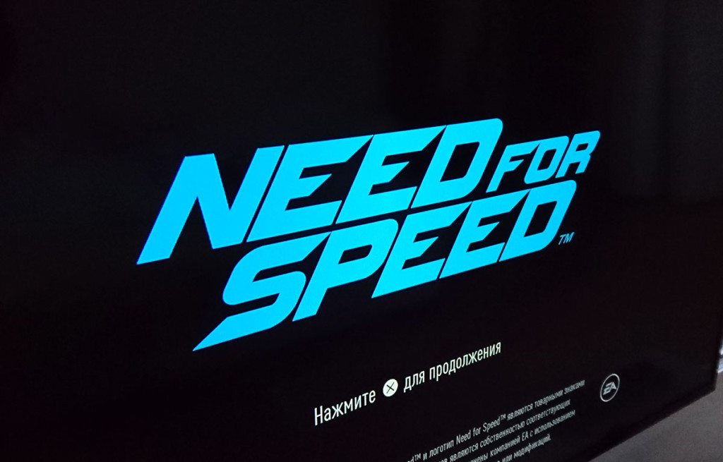 Обзор Need For Speed 2015