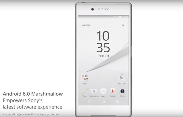 Основные улучшения Android Marshmallow для Xperia смартфонов