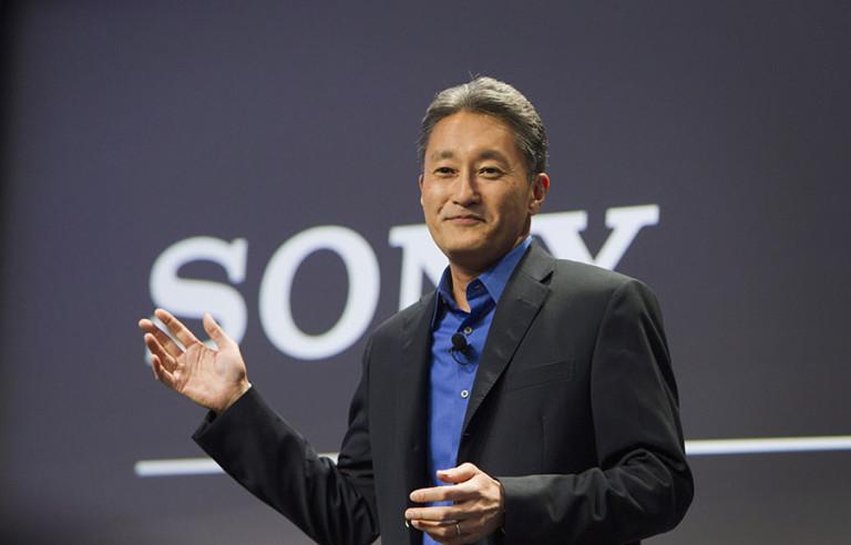 Каз Хираи уходит с поста CEO Sony