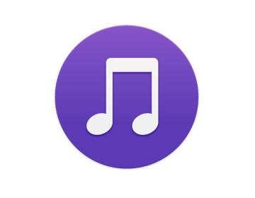 обновление Музыка приносит новое лого