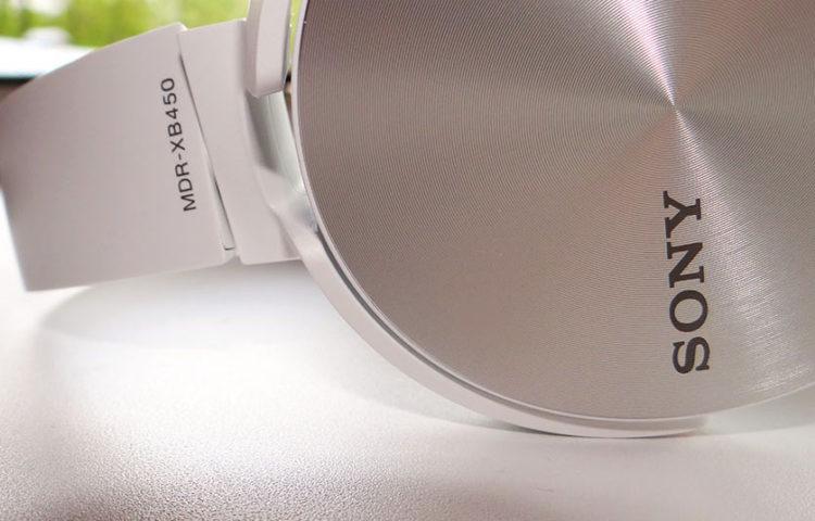 Обзор наушники Sony MDR-XB450 и XB450AP