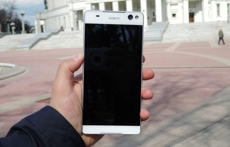 Обзор Xperia C5 Ultra Dual E5533