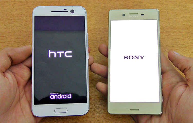 Xperia X сравнение с LG G5, Huawei P9, Galaxy S7
